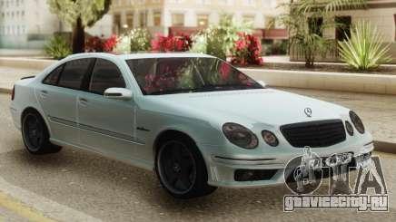 Mercedes-Benz W211 E63 для GTA San Andreas