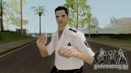 Magyar Rendor Zala Megye Low Quality для GTA San Andreas