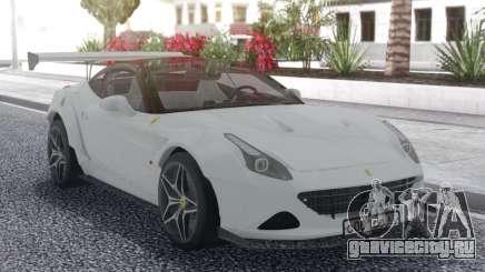 Ferrari California Sport для GTA San Andreas