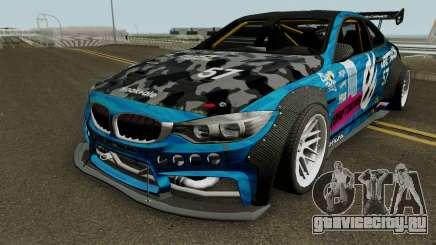BMW M4 F82 Storm для GTA San Andreas