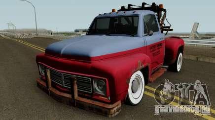 GTA TLaD Towtruck для GTA San Andreas