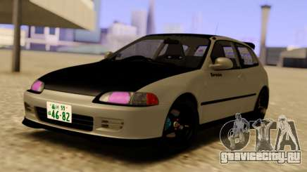 Honda Civic EG6 Spoon для GTA San Andreas