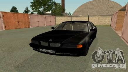 BMW 730i E38 из фильма Бумер для GTA San Andreas