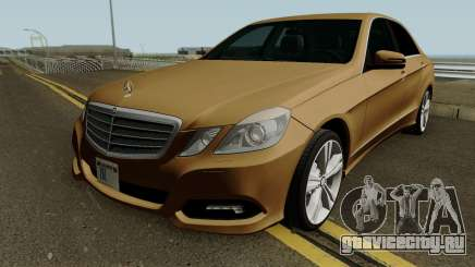 Mercedes-Benz E500 HQ для GTA San Andreas