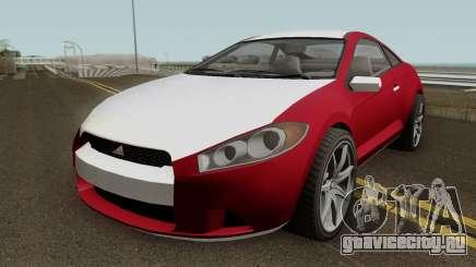 Maibatsu Penumbra (r2) GTA V IVF для GTA San Andreas