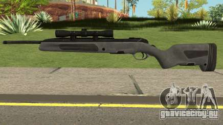 Steyr Scout Gray для GTA San Andreas