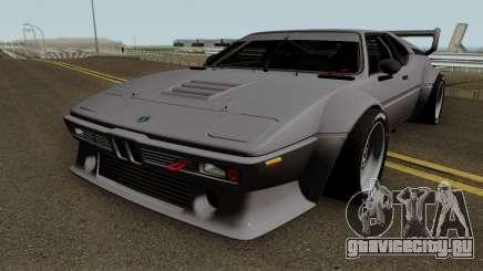 Ubermacht SC1 Classic для GTA San Andreas