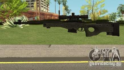 L96 Sniper Rifle для GTA San Andreas