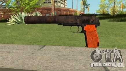 PB6P9 Suppressed для GTA San Andreas