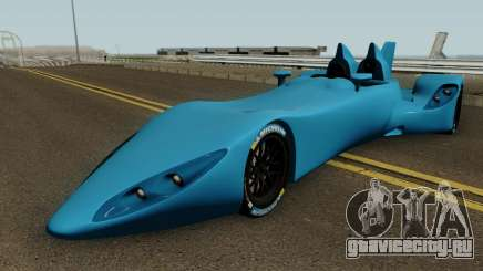 Nissan Deltawing 2012 для GTA San Andreas