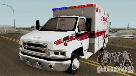 SAUR Ambulance для GTA San Andreas