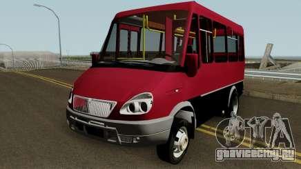 Богдан А049 для GTA San Andreas