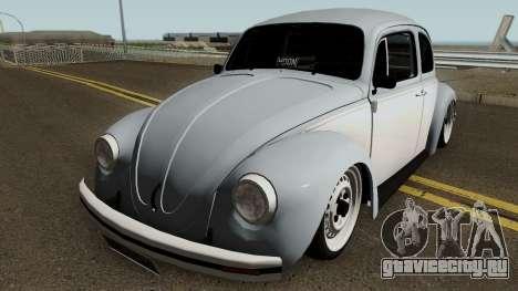 Volkswagen Beetle 1972 для GTA San Andreas