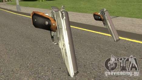Hitman Silverballers для GTA San Andreas
