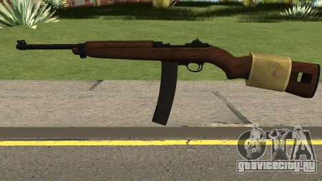 M2 Carbine with Extended Magazine для GTA San Andreas