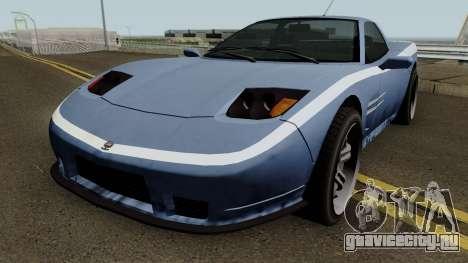 Invetero Coquette GTA IV для GTA San Andreas