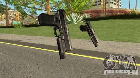Cry of Fear - Glock 19 With Flashlight для GTA San Andreas