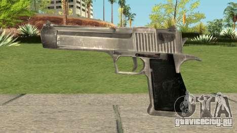 Uncharted Drake Fortune: Desert Eagle для GTA San Andreas