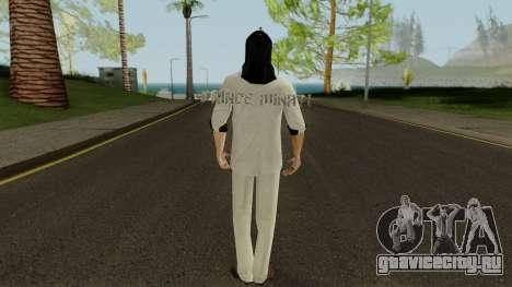 SRK Skin From Don 2 для GTA San Andreas третий скриншот