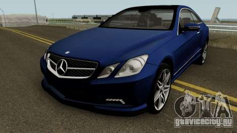 Mercedes Benz E500 Stock для GTA San Andreas