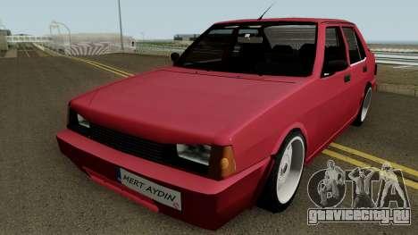 Tofas Dogan X V1 для GTA San Andreas