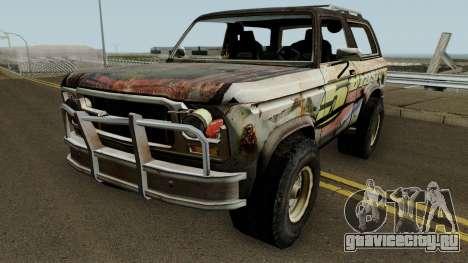 Flatout 2 Blaster XL для GTA San Andreas