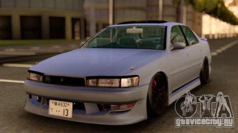Toyota Cresta GX90 для GTA San Andreas