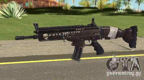 Fortnite Ramirez SCAR для GTA San Andreas