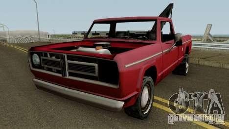 Old Towtruck для GTA San Andreas
