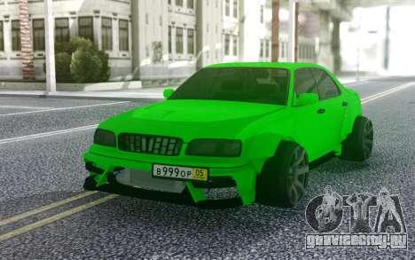 Nissan Cedric WideBody для GTA San Andreas