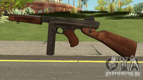 Killing Floor - Thompson M1 для GTA San Andreas