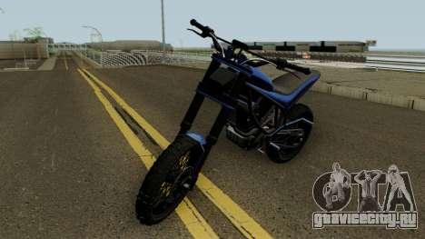Maibatsu Manchez GTA V для GTA San Andreas