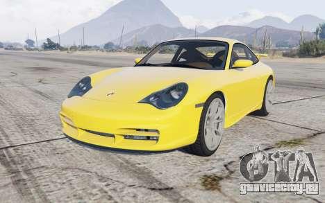 Porsche 911 GT3 (996) 2003 v1.0.1 для GTA 5