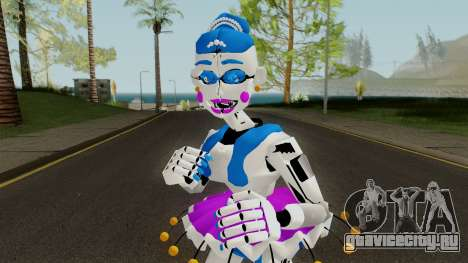Ballora V2 (FNaF: SL) для GTA San Andreas