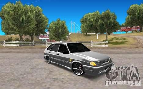 VAZ 2114 Improved Vehicle Features для GTA San Andreas