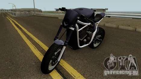Shitzu Defiler GTA V для GTA San Andreas