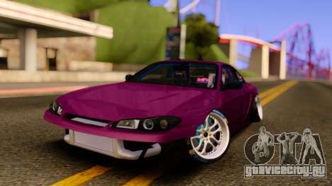 Nissan Silvia S15 Street Racing для GTA San Andreas
