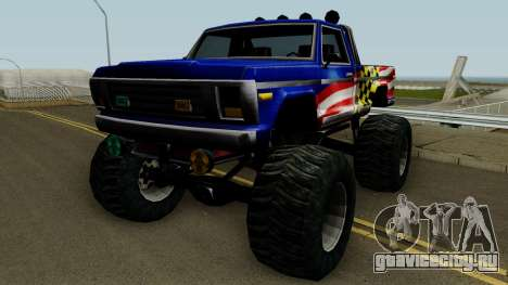 Monster A для GTA San Andreas