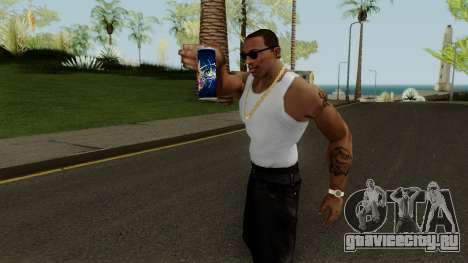 New Spraycan HQ для GTA San Andreas