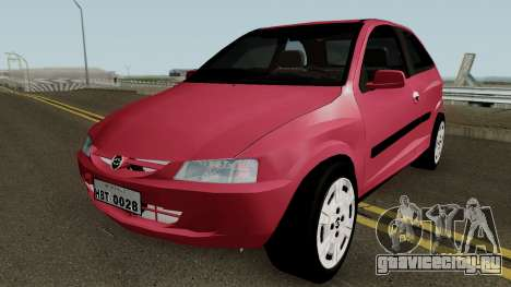 Chevrolet Celta With Paint Jobs для GTA San Andreas