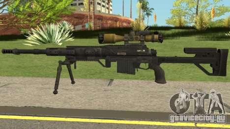 Call od Duty: Online - CheyTac M200 для GTA San Andreas