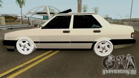 Tofas Dogan SLX (Modified) M.O.Yapım для GTA San Andreas вид слева