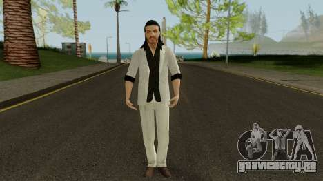 SRK Skin From Don 2 для GTA San Andreas второй скриншот