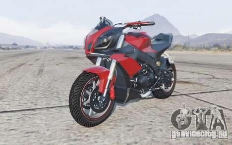 Aprilia Tuono V4 для GTA 5