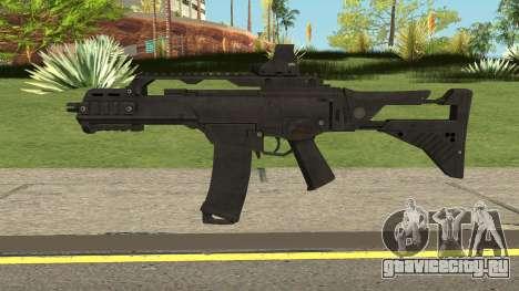 Battle Carnival G36C для GTA San Andreas