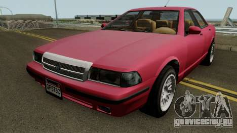 Ford Crown Victoria 2007 (Stanier Style) для GTA San Andreas