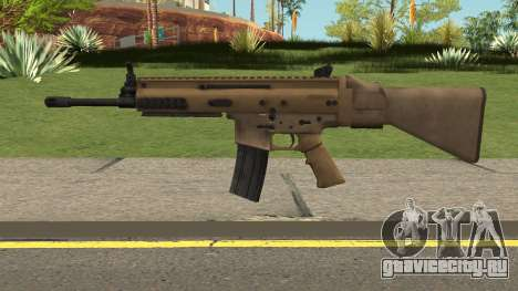 SCAR-L (Soldier of Fortune: Payback) для GTA San Andreas