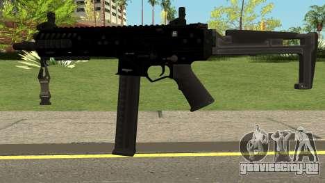 FANG-45 Submachine Gun для GTA San Andreas