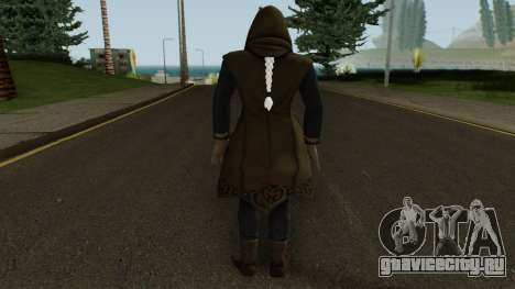 KUKRI SKIN (KOF) для GTA San Andreas