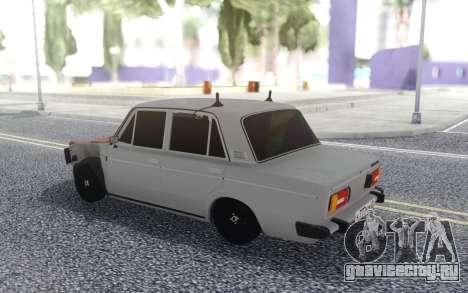 ВАЗ 2106 Битая для GTA San Andreas